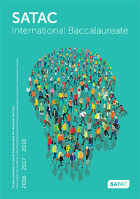 International Baccalaureate booklet cover